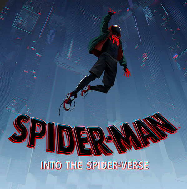 Into the Spider-Verse - Daniel Pemberton