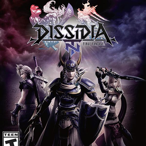 Final Fantasy NT  - Dissidia