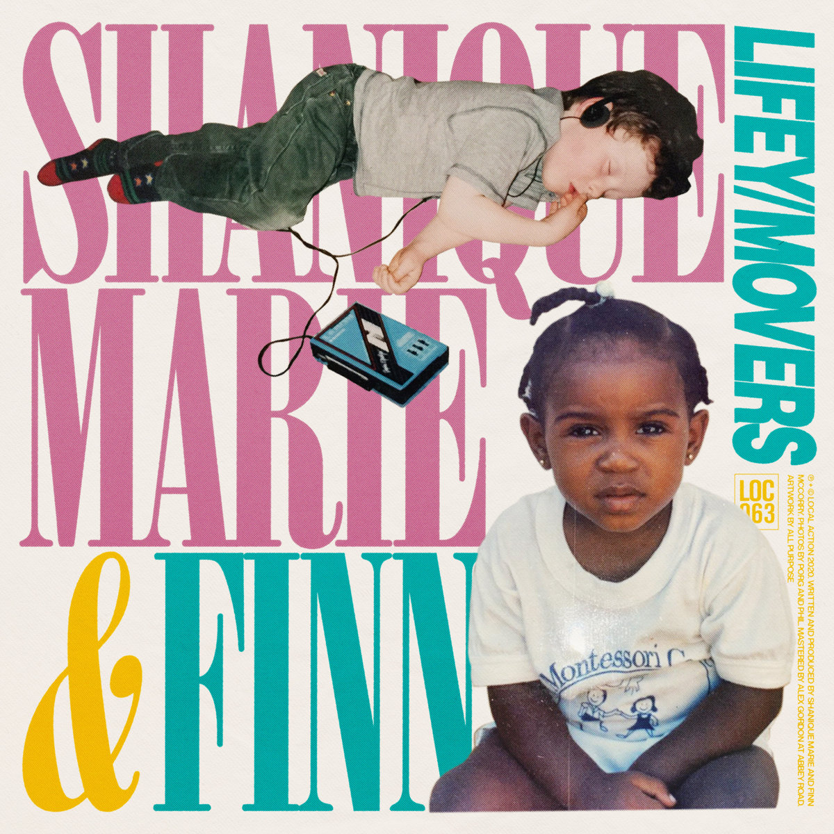 Lifey / Movers - Finn & Shanique Marie