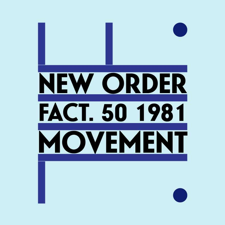 'Movement' box set - New Order