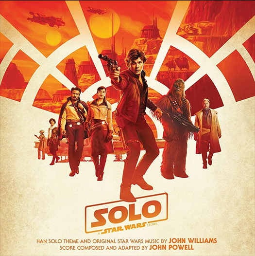 Solo: A Star Wars Story Soundtrack - John Powell