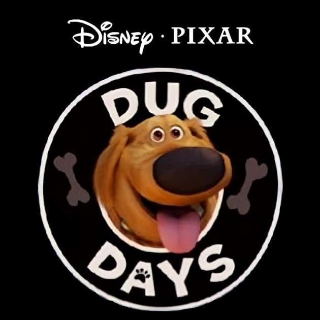 Pixar - Dug Days -