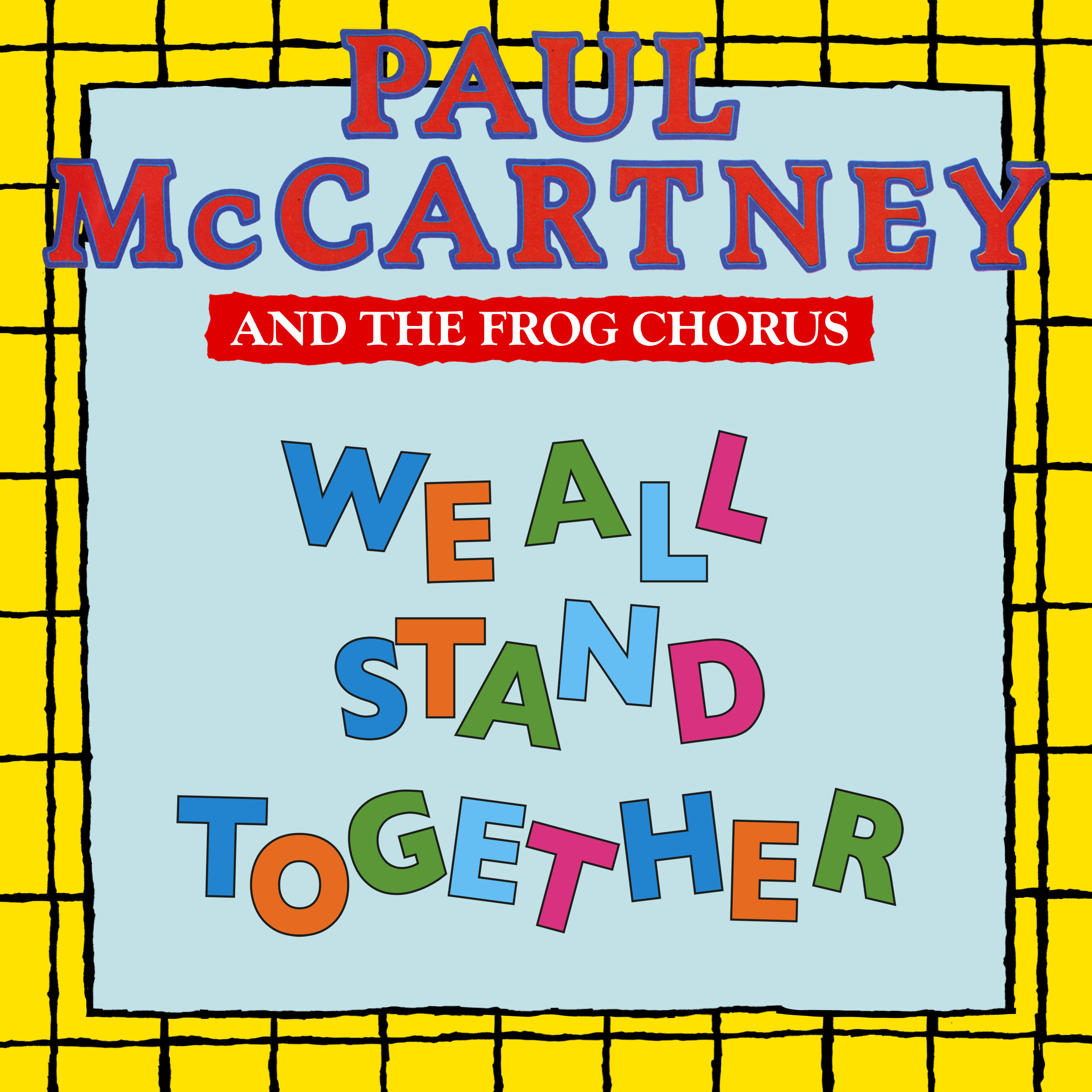 We All Stand Together - Paul McCartney