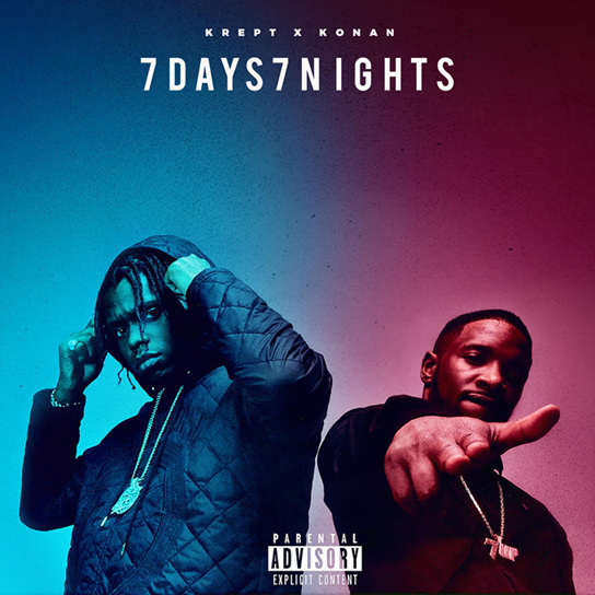 7 Days & 7 Nights  - Krept & Konan