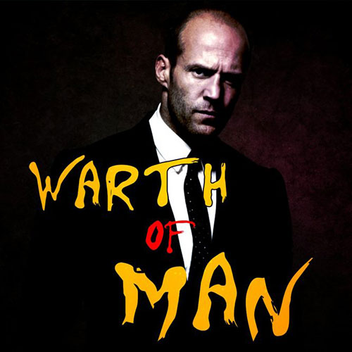 The Wrath of Man - Chris Benstead