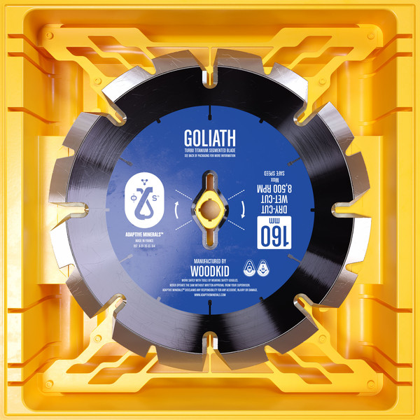 Goliath - Woodkid