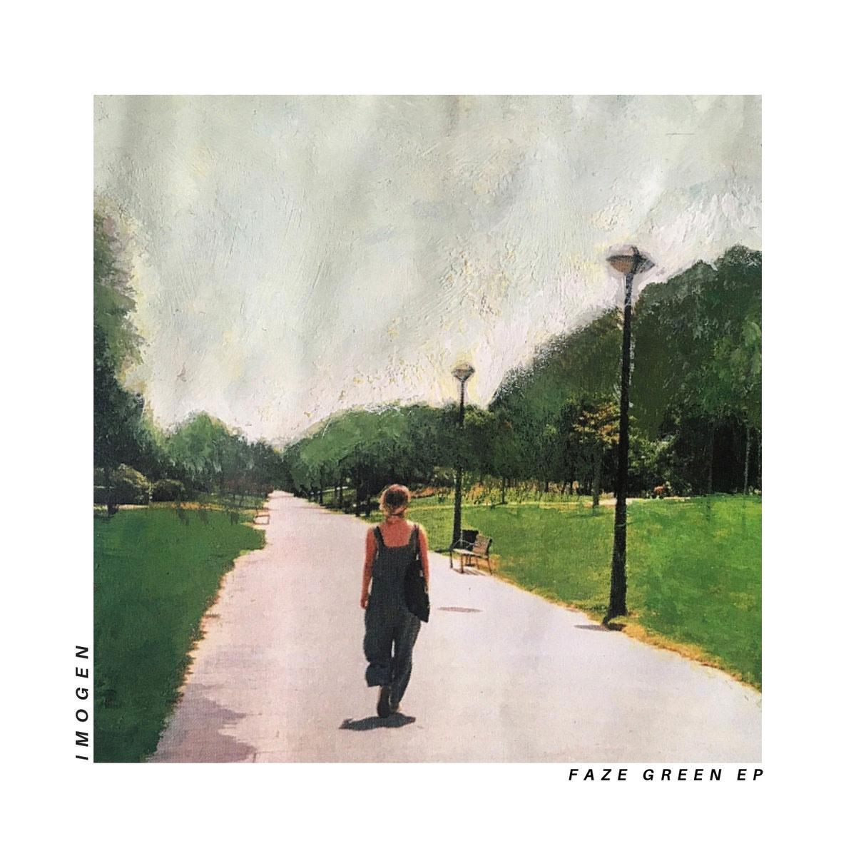 Faze Green (EP) - IMOGEN