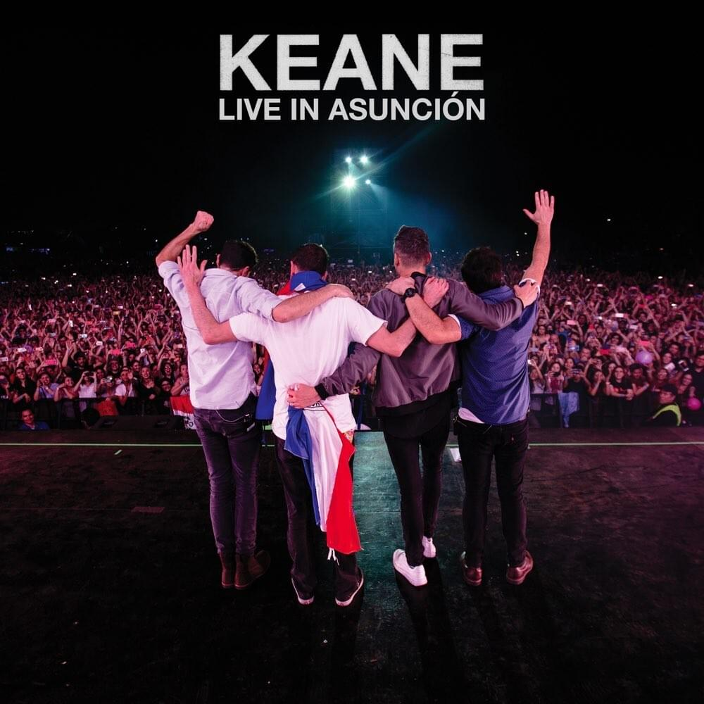 Live In Asuncion - Keane