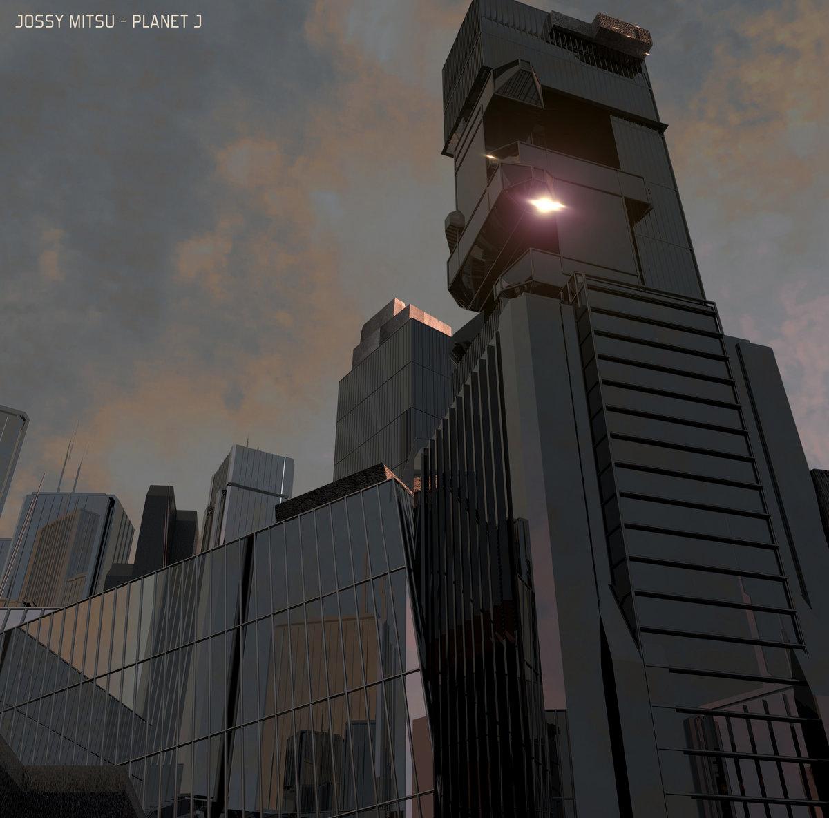Planet J EP - Jossy Mitsu