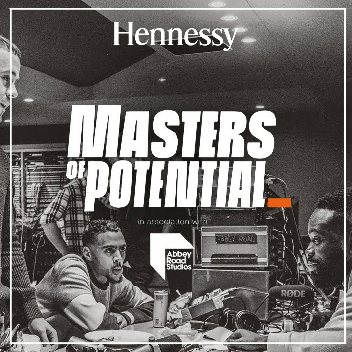 Hennessy's Masters of Potential - Ghetts, Maverick Sabre, Swindle