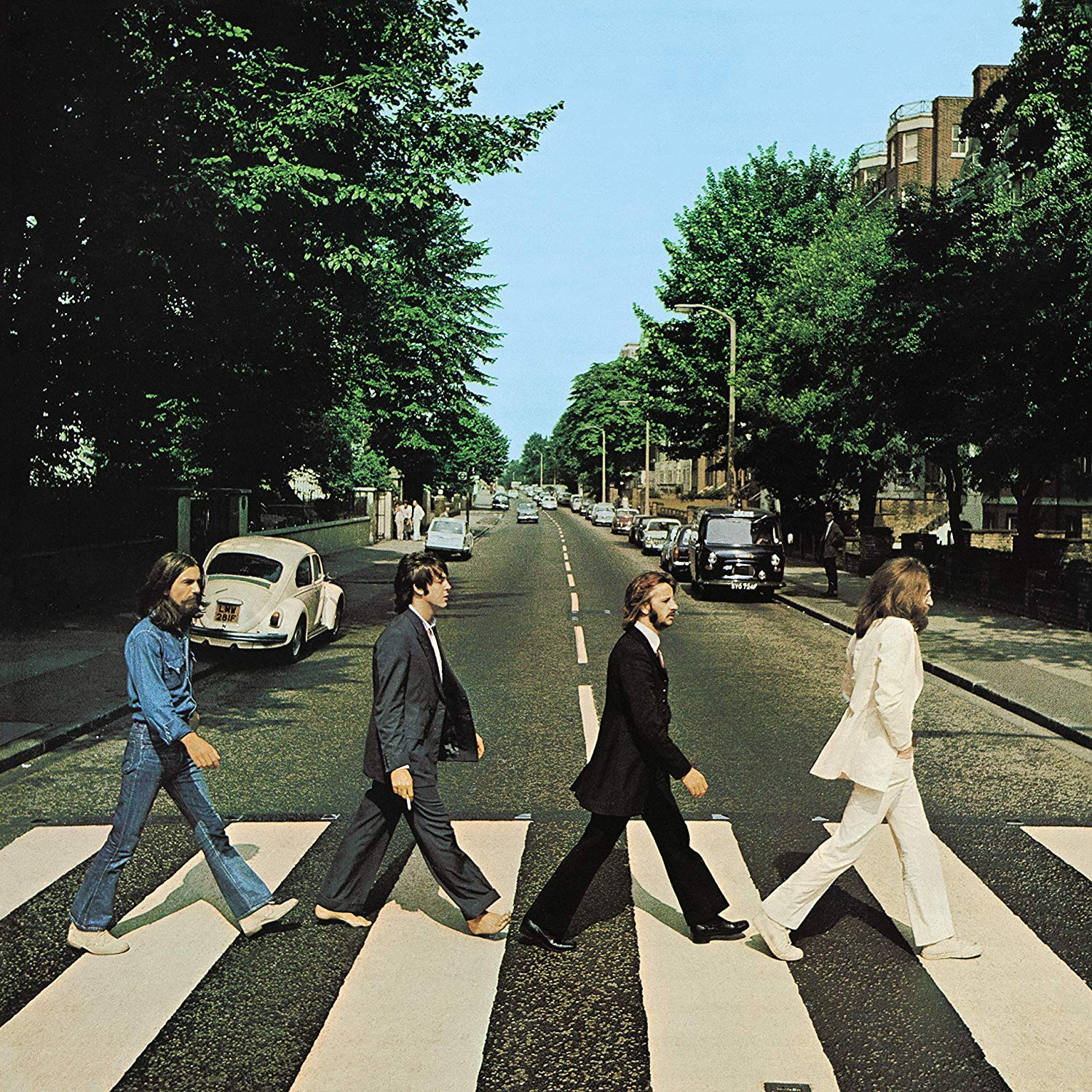Abbey Road (50th Anniversary)  - The Beatles
