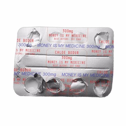 Money Is My Medicine - Chloe Bodur