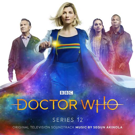 Dr Who: Series 12 - Segun Akinola