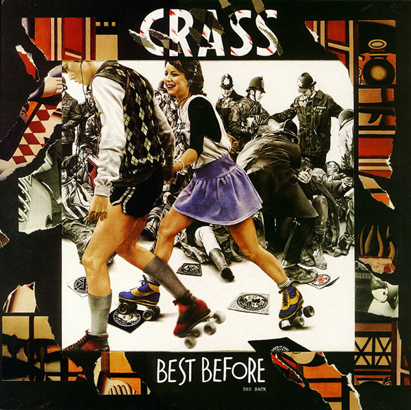 Best Before 1984 - Crass