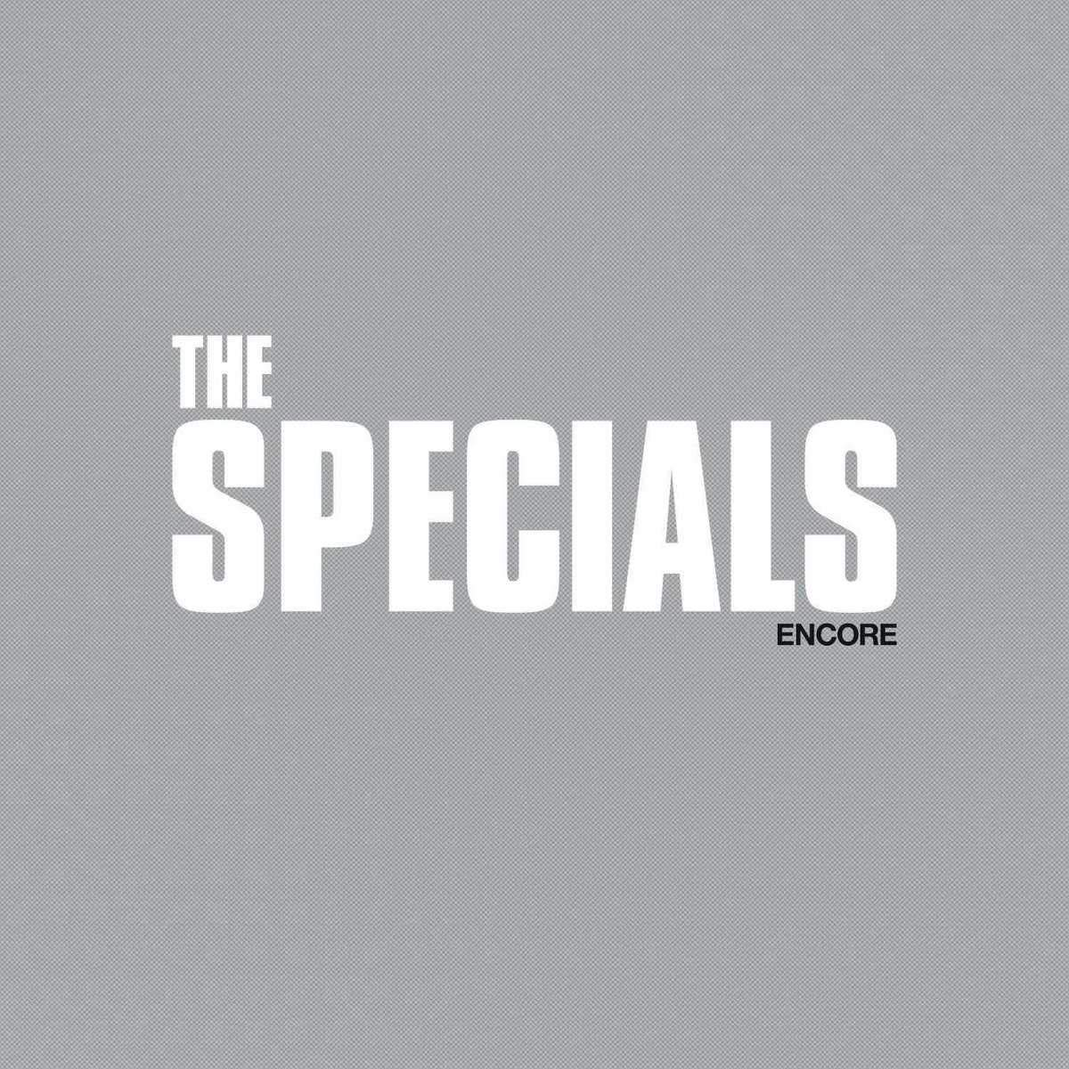 Encore - The Specials