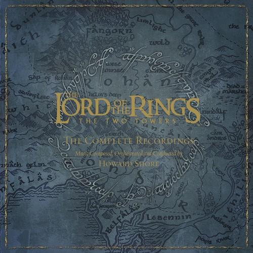 The Two Towers 5LP Vinyl - Lord Of The Rings