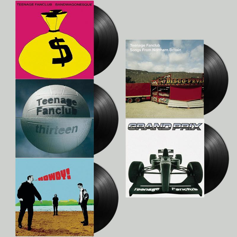 Various Remasters - Teenage Fan Club