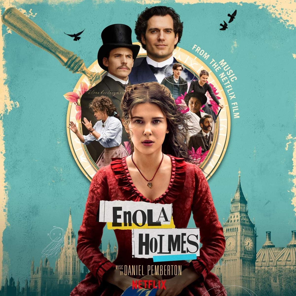 Enola Holmes - Daniel Pemberton