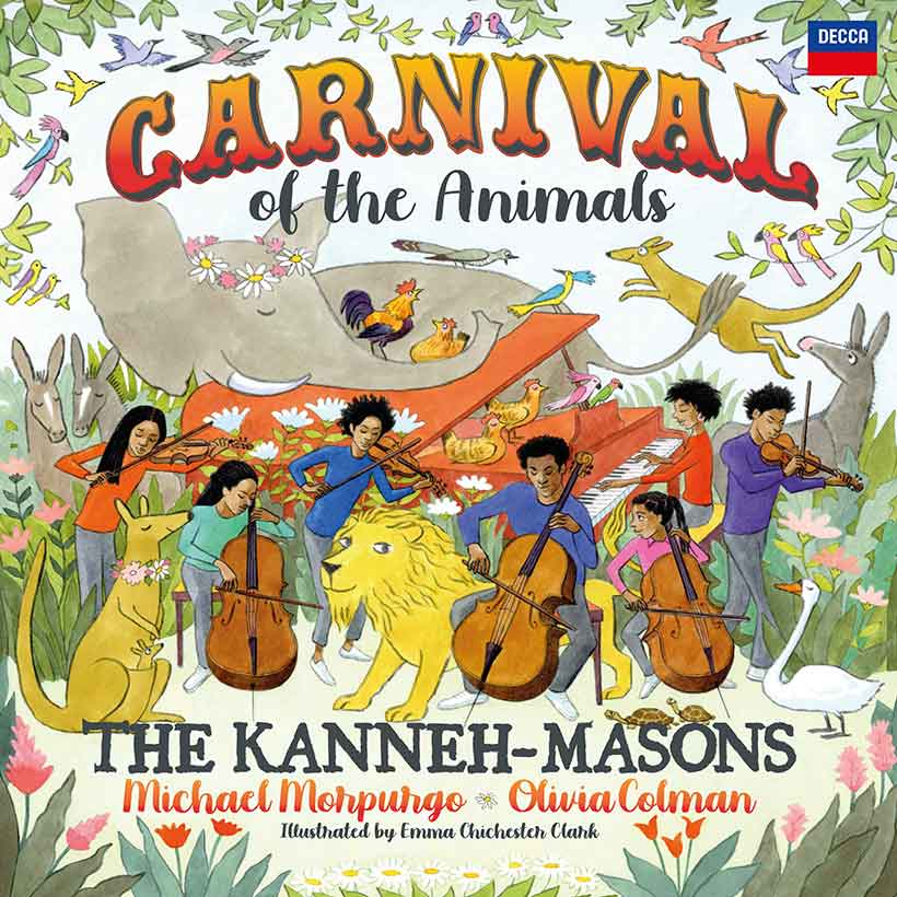 Carnival of the Animals - The Kanneh-Mason Family