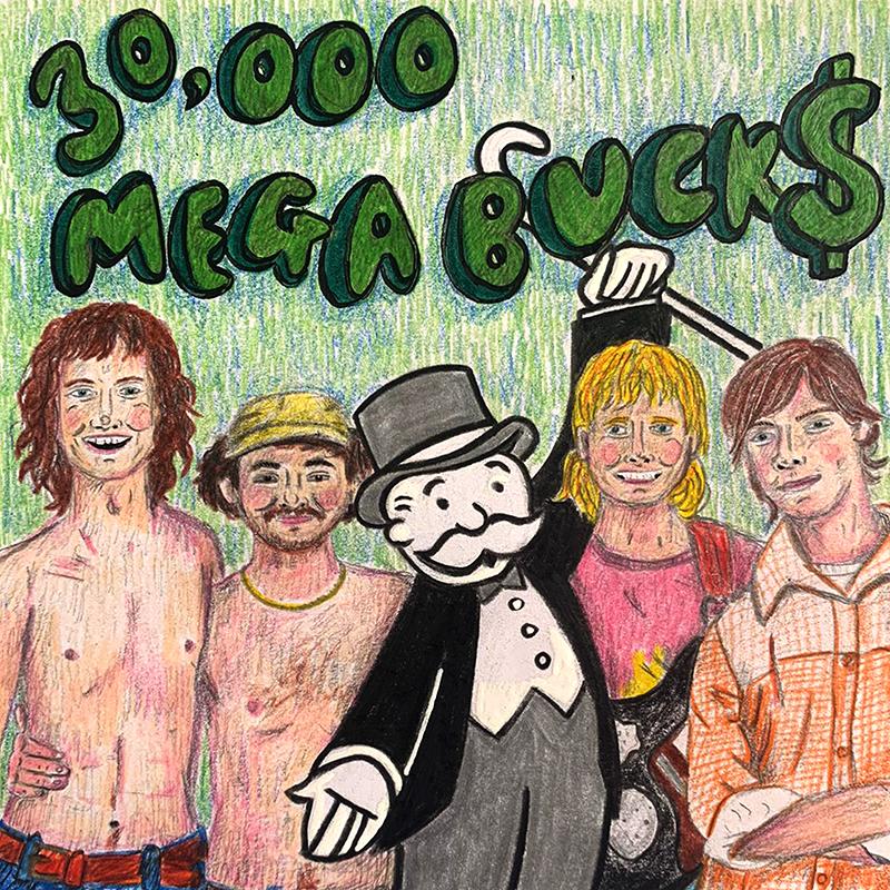 30,000 Megabucks - Buzzard Buzzard Buzzard