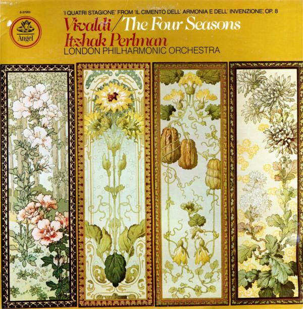 Vivaldi: The Four Seasons  - Itzhak Perlman