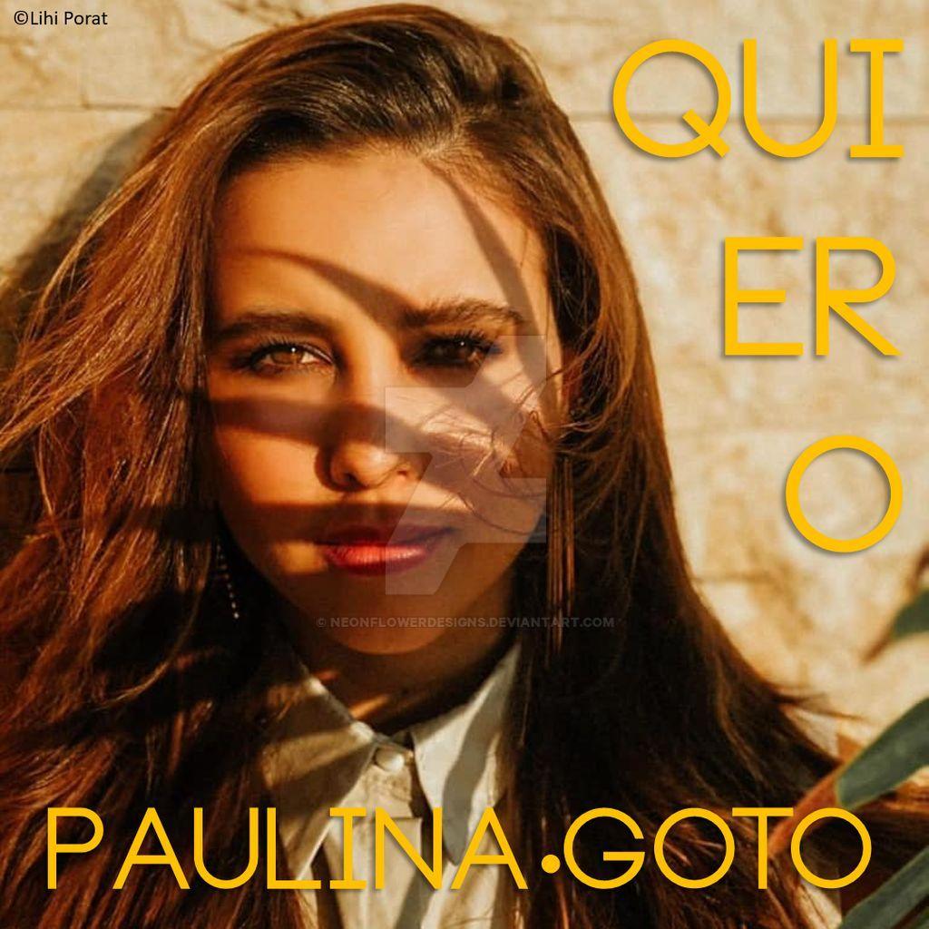 Quiero - Paulina Goto