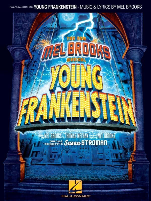 The Young Frankenstein - Mel Brooks