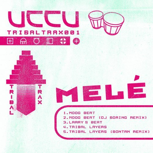 Tribal Trax EP  - Mele