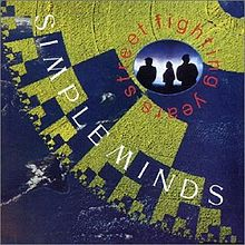 Street Fighting Years - Simple Minds