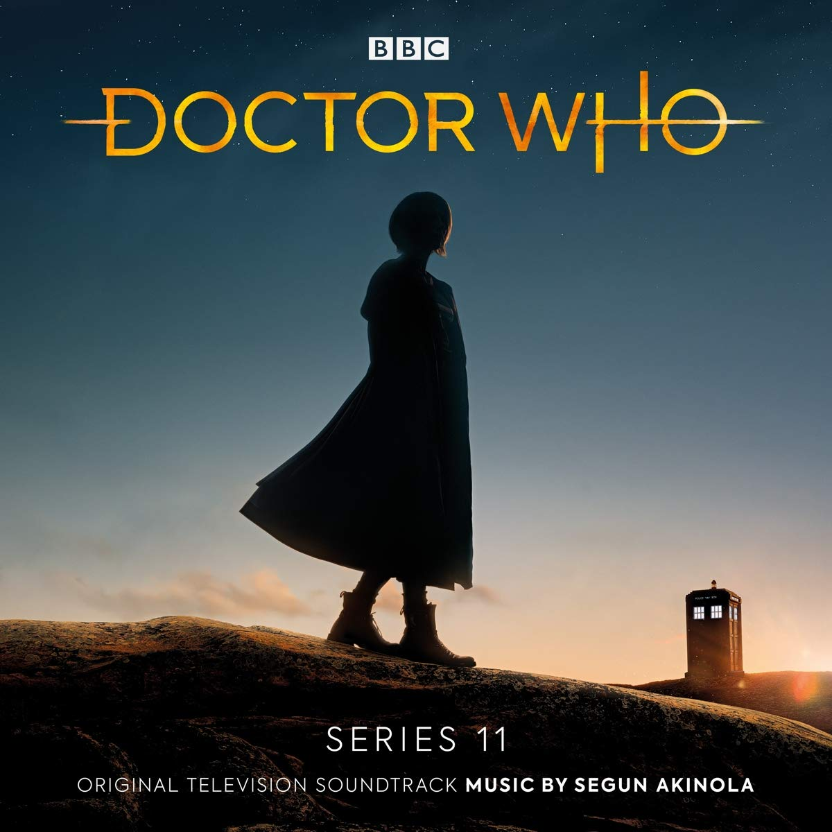 Dr Who: Series 11  - Segun Akinola