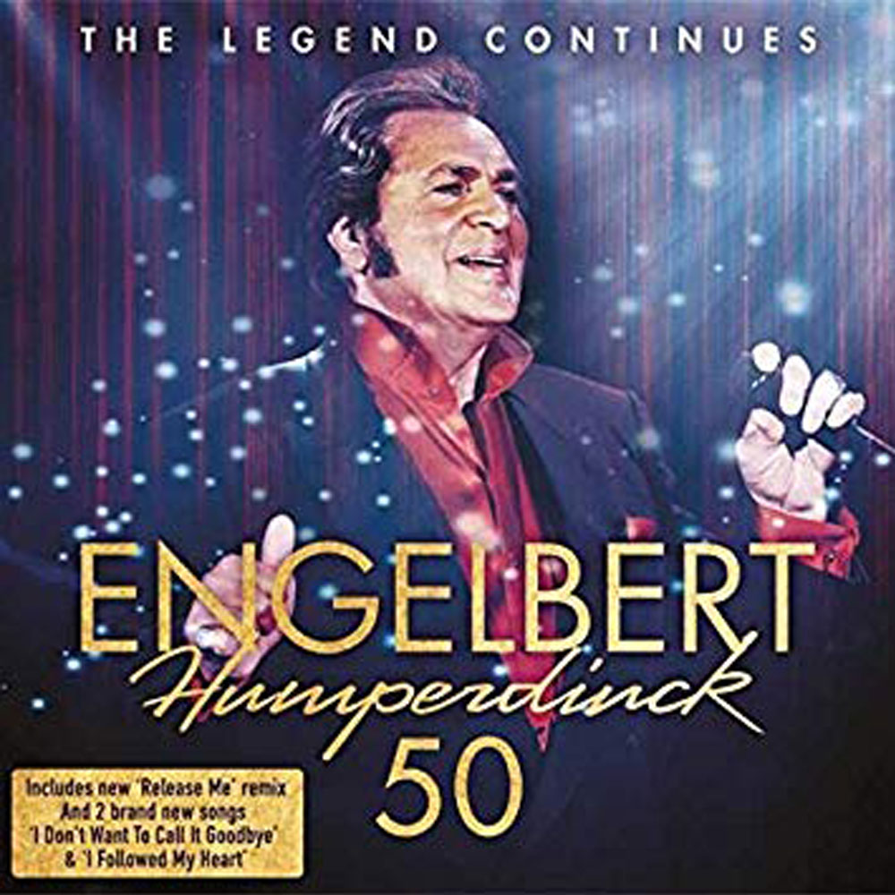 50 - Engelbert Humperdinck