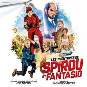 Les aventures de Spirou et Fantasio - Eric Neveux
