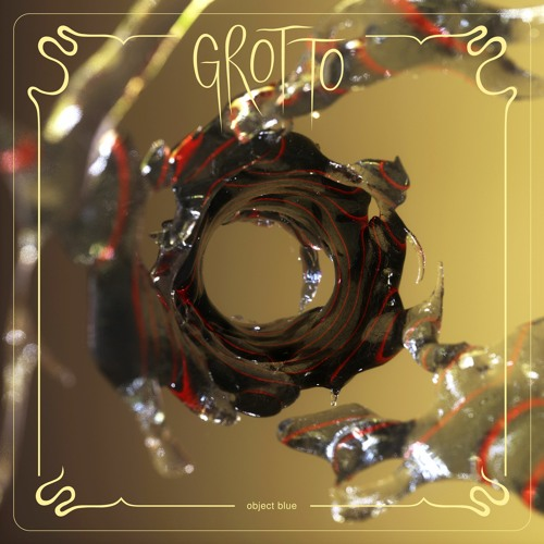 Grotto EP - object blue