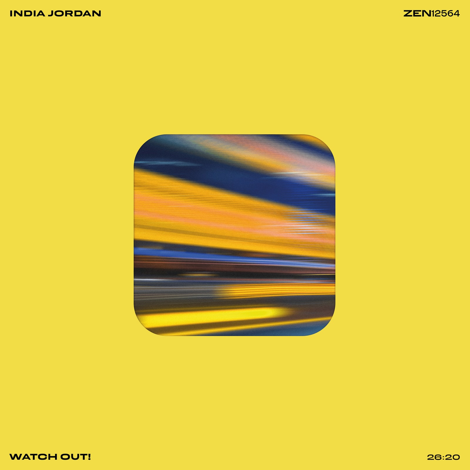Watch Out! EP - India Jordan