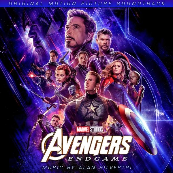 Avengers: Endgame - Alan Silvestri