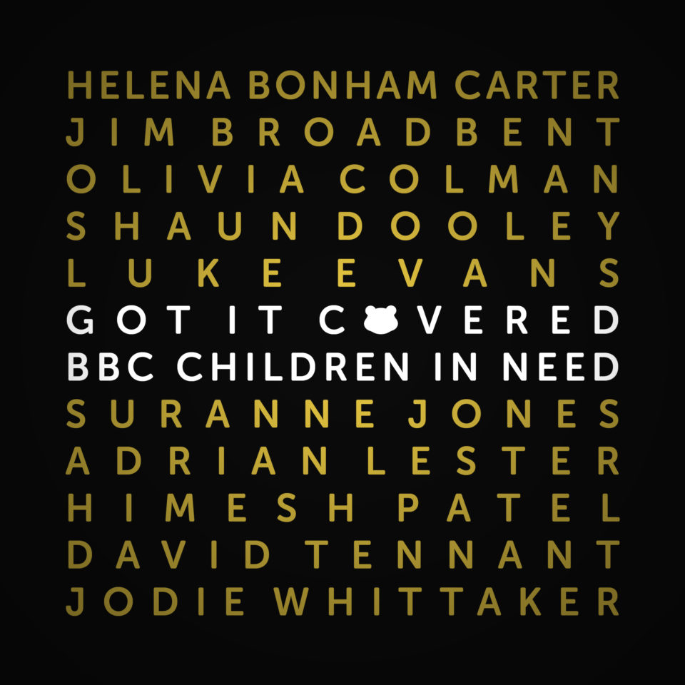 Children In Need: Got It Covered - Various Artists