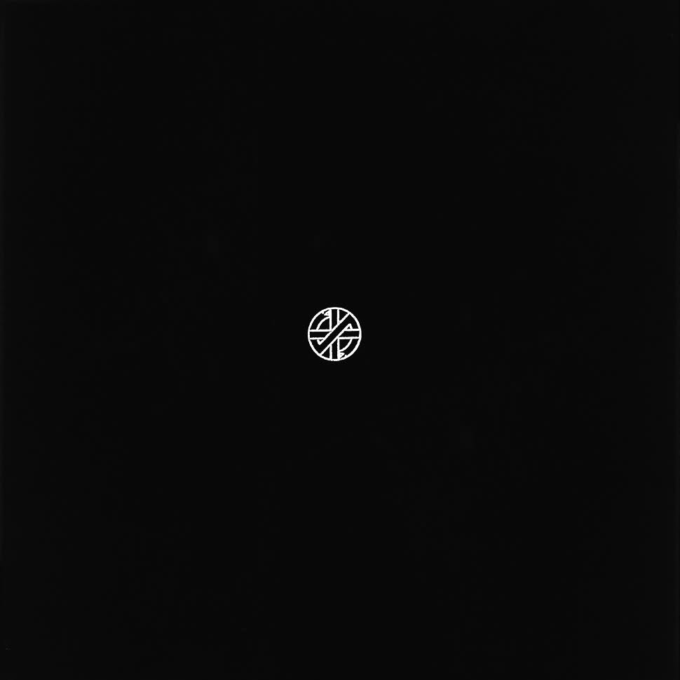 Christ The Album - Crass