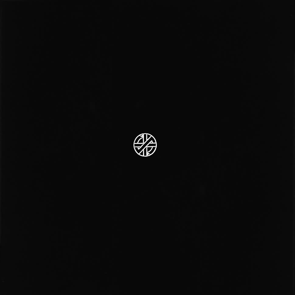 Christ The Album - Crass