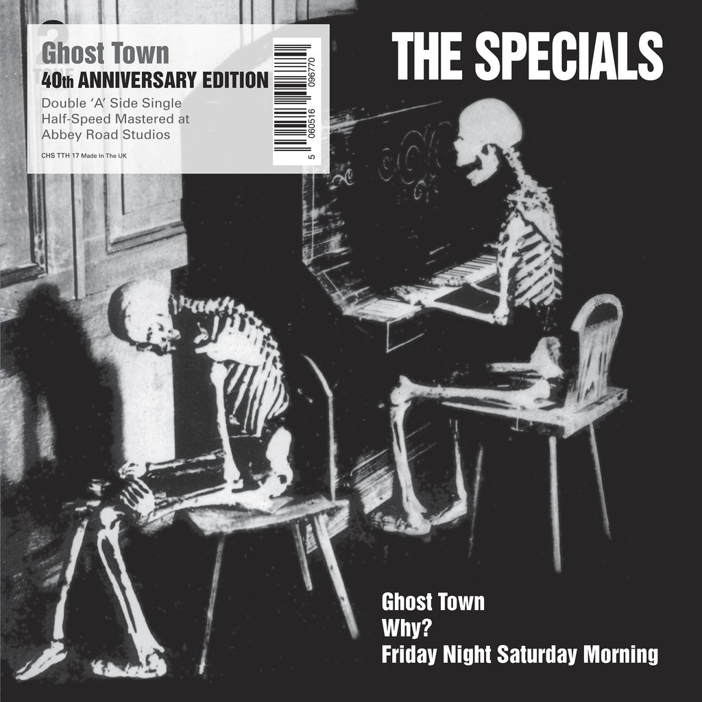 Ghost Town [40th Anniversary Half-Speed Master] - The Specials
