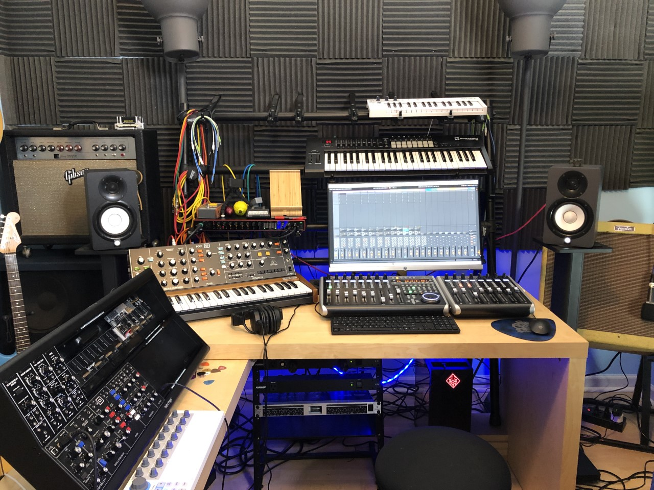 Russell - Zen Rhino Recording