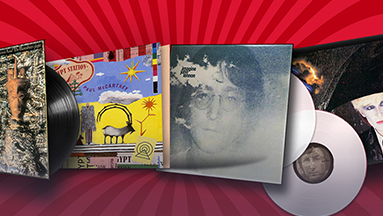 New & Exclusive Vinyl