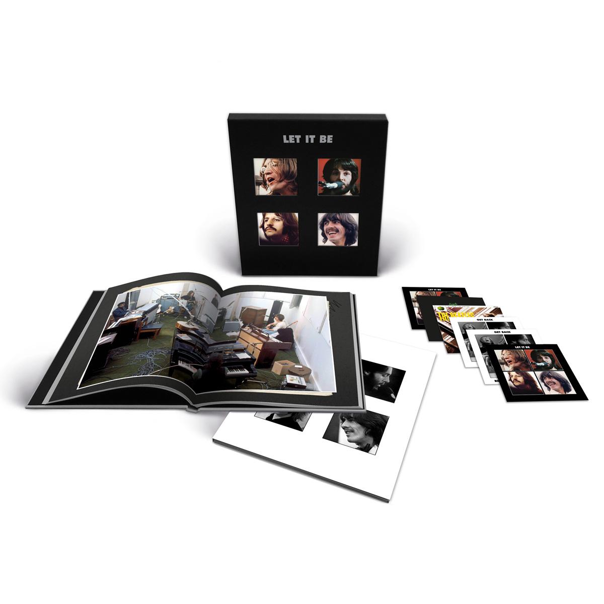 5CD + Blu Ray