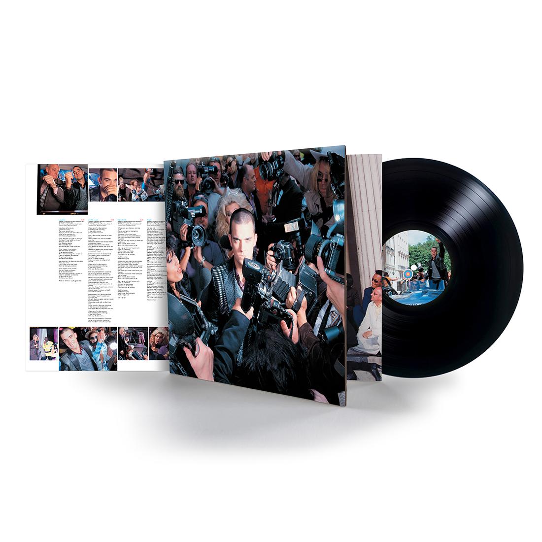 Life Thru A Lens: Vinyl Reissue