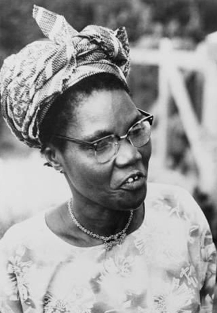 Funmilayo Ransome-Kuti, Kuti's Mother