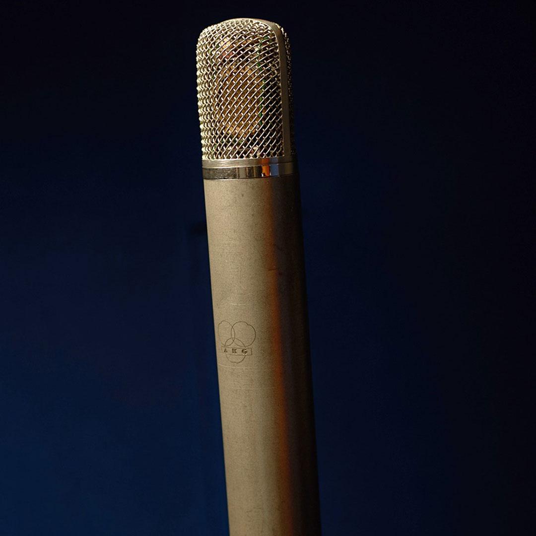 AKG C12 Microphone