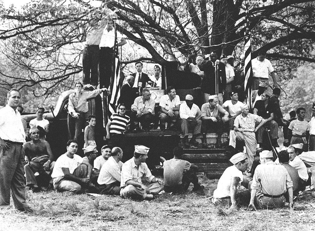 Peekskill, New York, 4 September, 1949