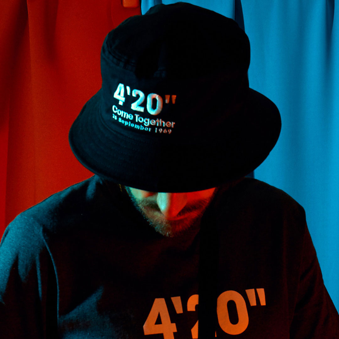 """The 4'20"""" *Come Together* Bucket Hat"""