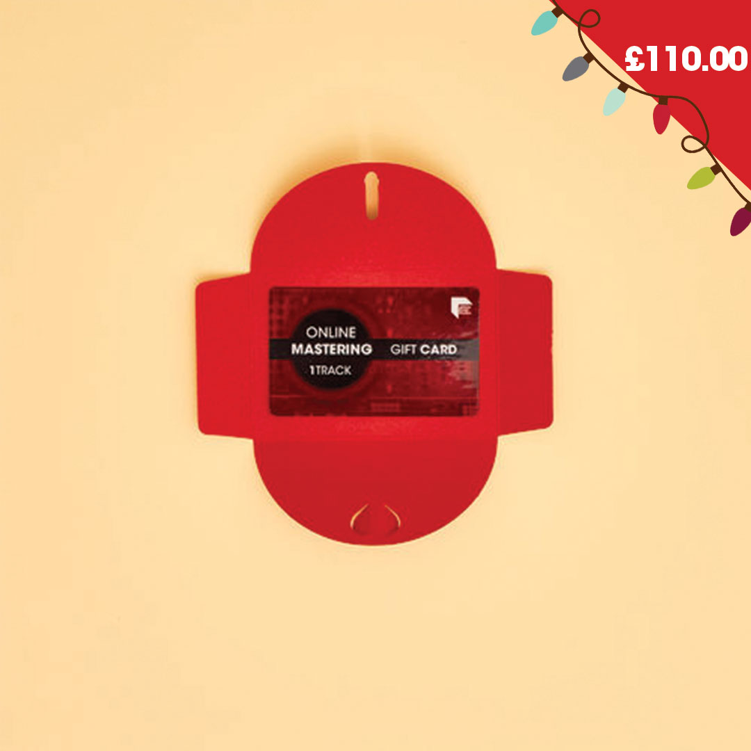 Abbey Road Mastering Gift Card