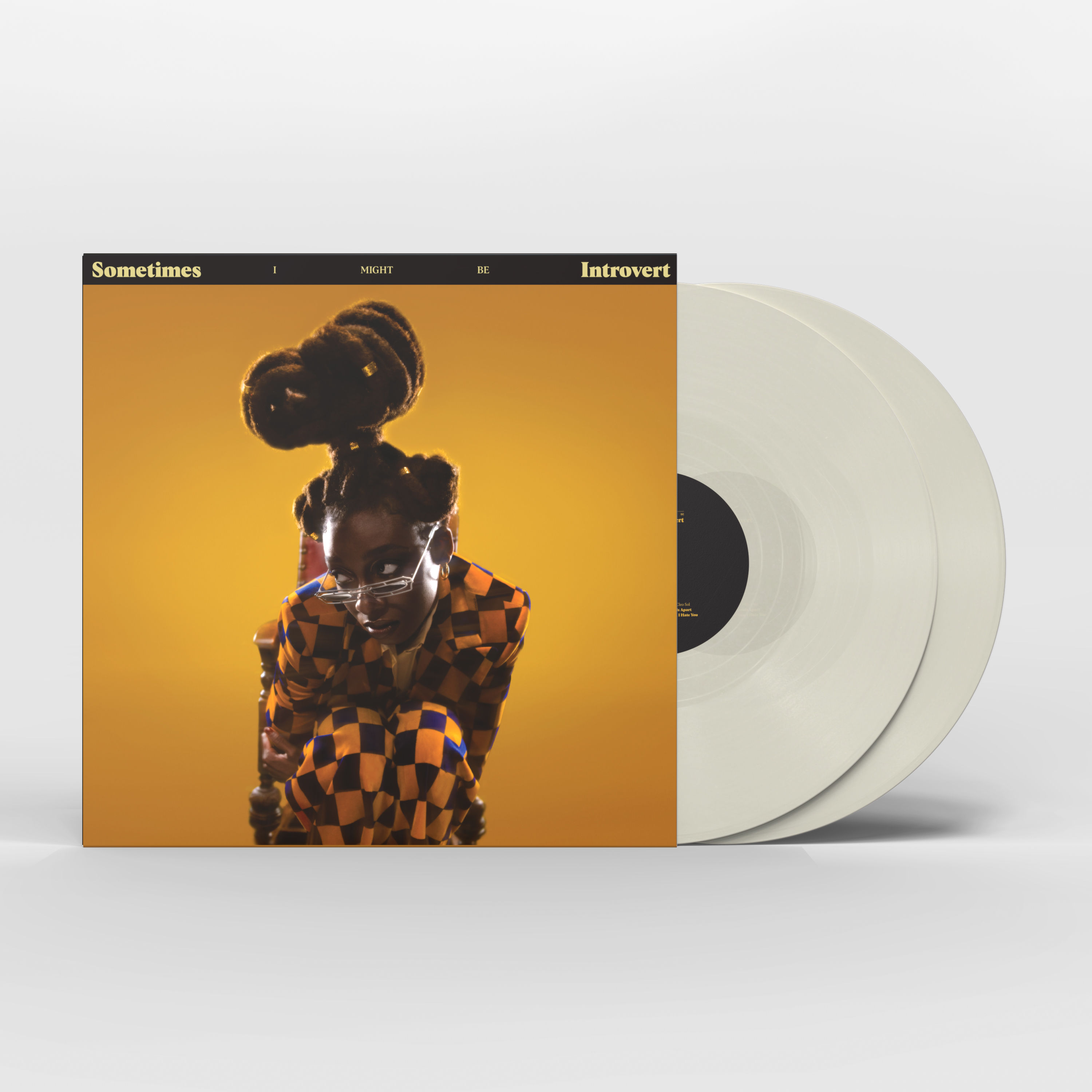 Sometimes I Might Be Introvert: Limited Edition Milky Vinyl