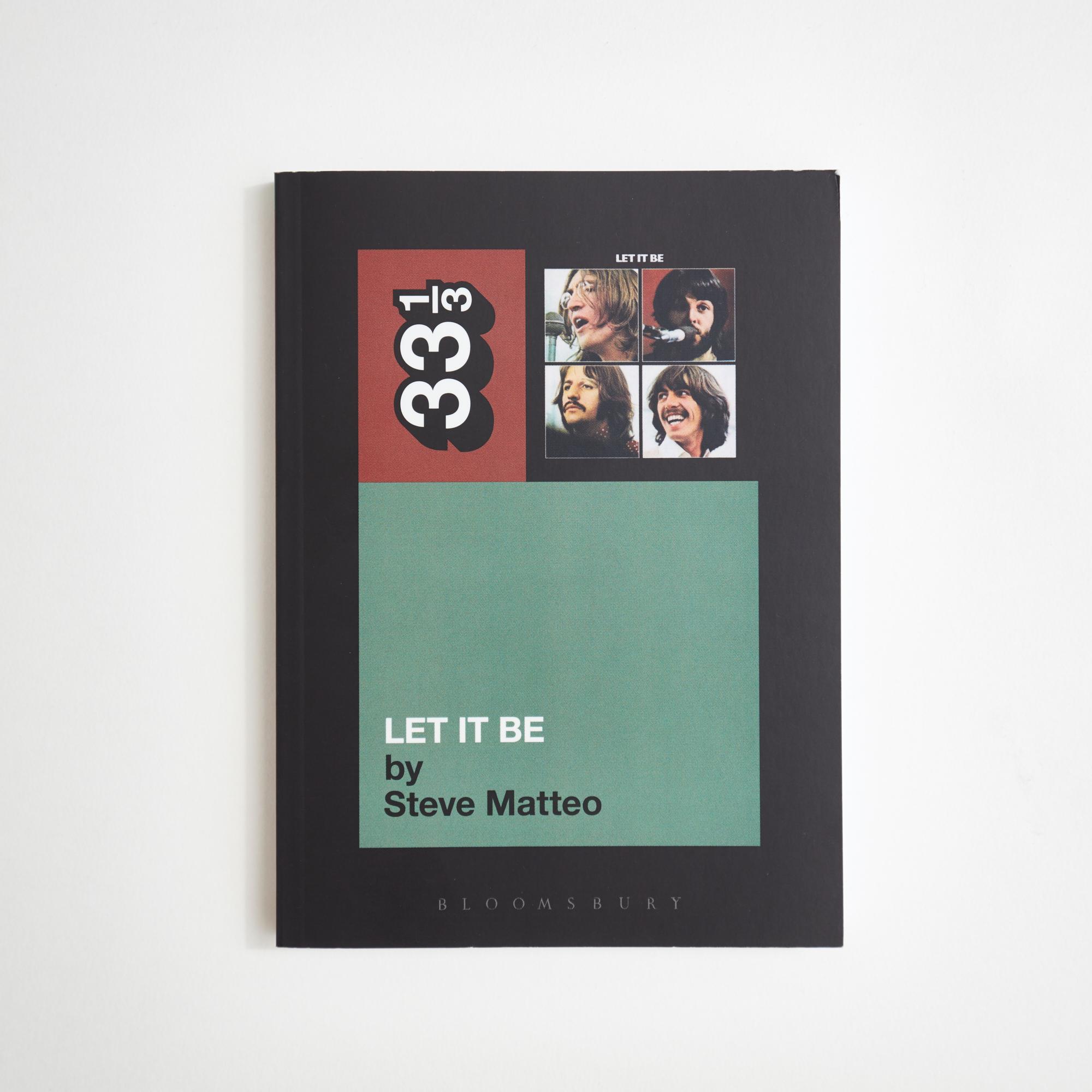 Let It Be - Steve Matteo